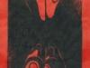Nude III Linocut