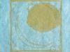 Sun and Moon Linocut